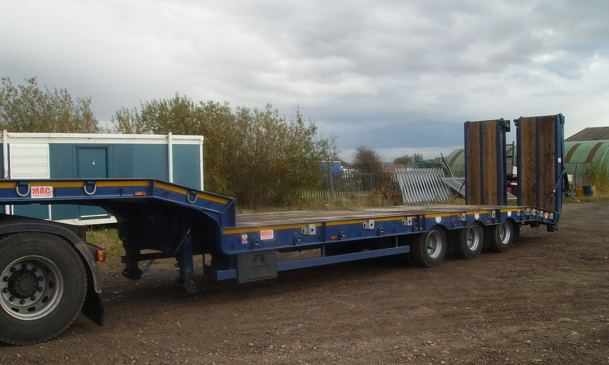 trailer rental Chesterfield